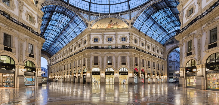Fashion sales in Italy slowdown in July with a rise of 1.5%