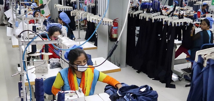 Bangladesh slows down in fashion exports: 7.7% drop in five months
