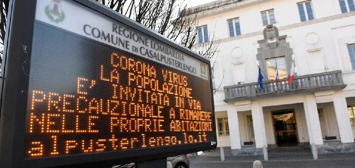 Italy to inject 3.6 billion to alleviate the coronavirus crisis