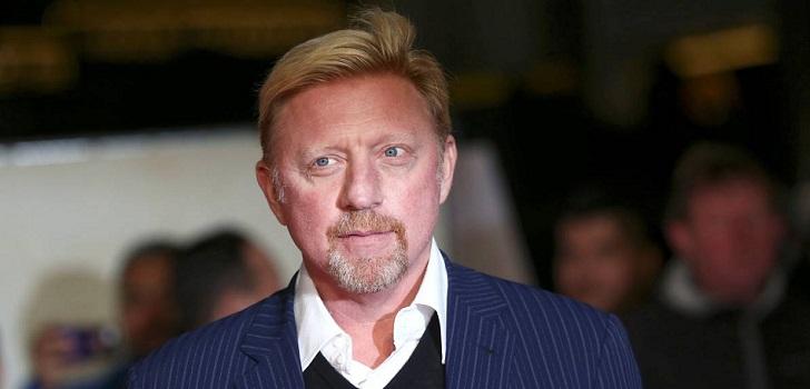 Boris Becker, 'match point' in fashion