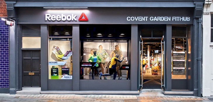 Reebok changes skin: unifies its logo in 2020