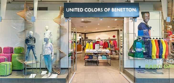 Benetton gives the US another chance: opens pop up in California