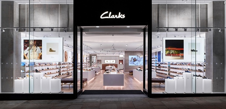 Clarks ends fiscal year 2018 on the low, sales fall 4.6%