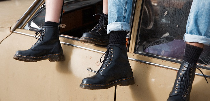 Carlyle weighs bid for Dr. Martens