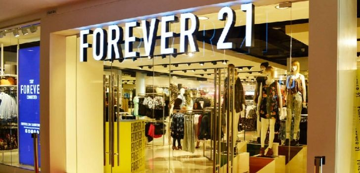 Authentic Brands Group considers Forever 21 acquisition