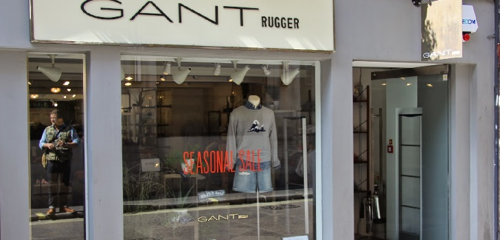 Gant appoints new CEO