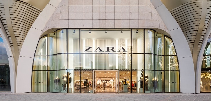 Zara: in the top 3 of fashion's most valuable brands