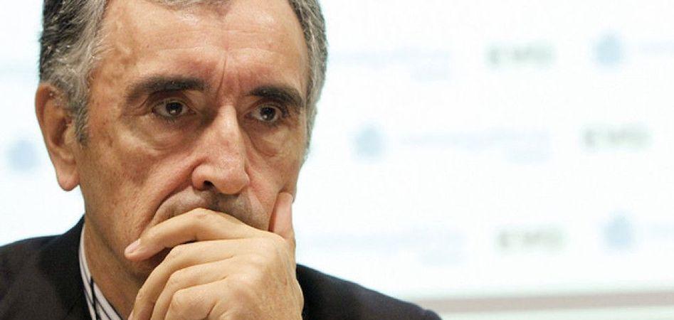 Inditex's former CEO José Maria Castellano