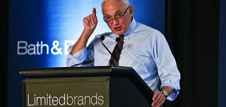 L Brands names Leslie Wexner's replacement
