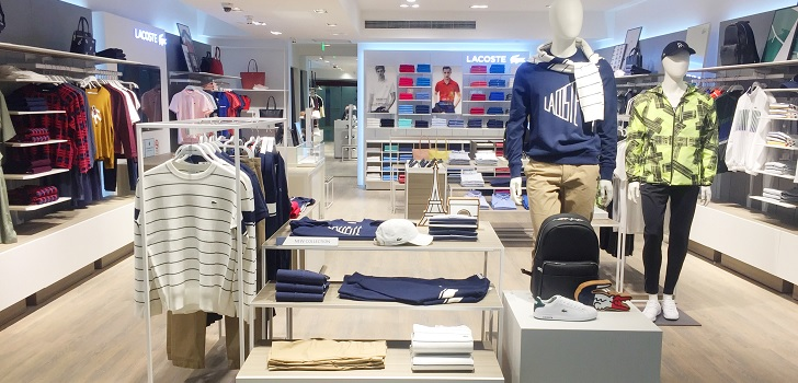 Lacoste to open flagship store in Champs Élysées