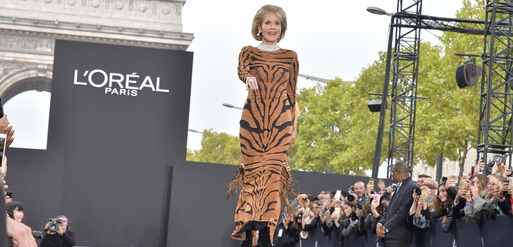 L'Oréal takes Hollywood to the runway