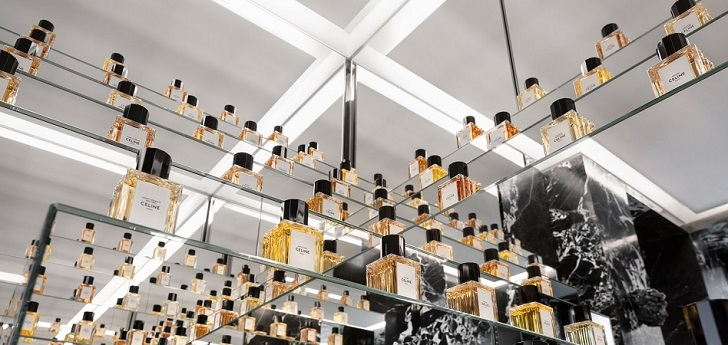 Celine diversifies: opens in Paris its first perfume store