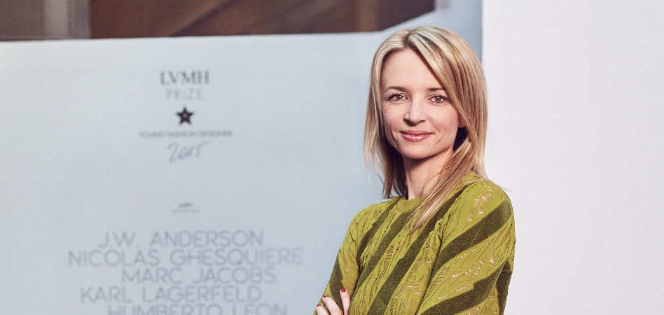 LVMH: Delphine Arnault joins executive committee
