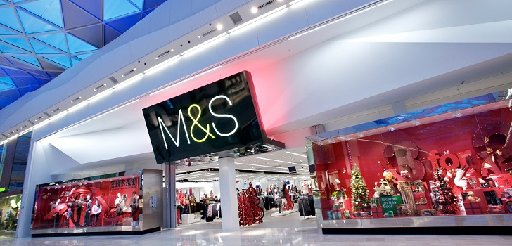 Marks&Spencer's shop