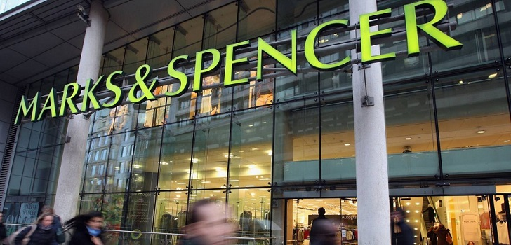 Marks&Spencer fashion sales shrink 7.8% in first quarter
