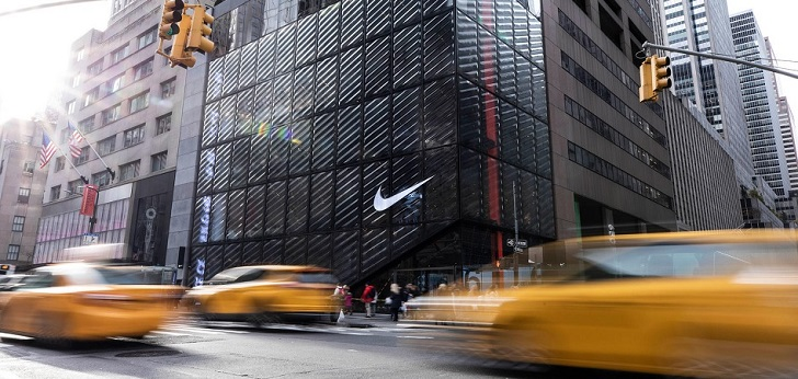 Nike grows 7% and rises its benefit 25% in first quarter