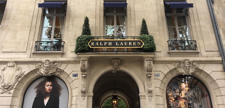 Ralph Lauren grows 1% in the second quarter, but profit surges