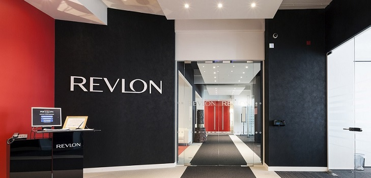 Revlon shrinks sales 3.7% and loss narrows in the first half