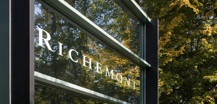 Richemont increases its sales by 9% but profit sinks in first half