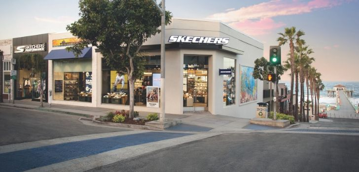 Skechers expands footprint in London to boost international sales