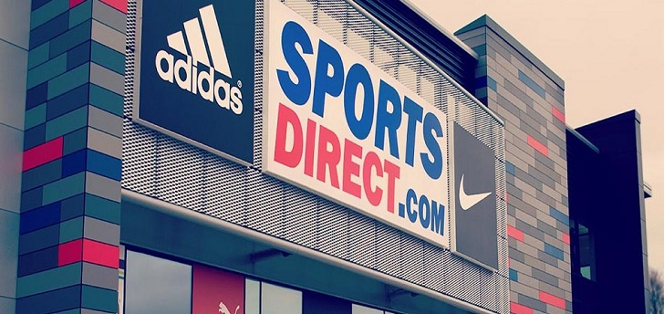 Sports Direct revenue grows by 14% in the first half