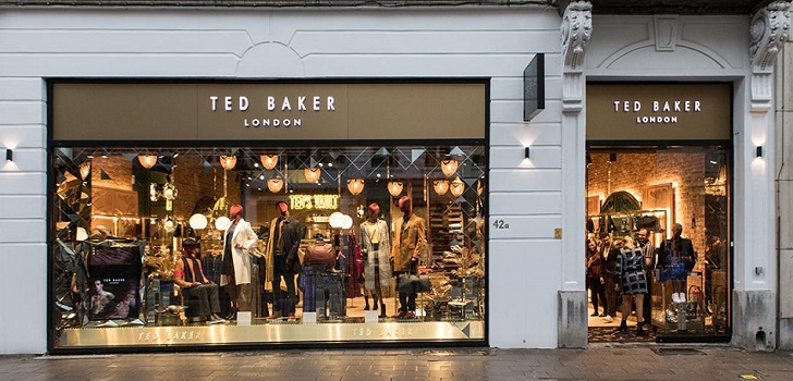 Ted Baker drops four executives following accounting error