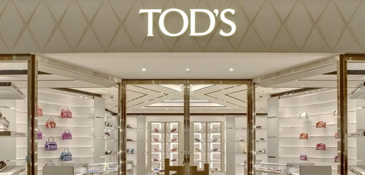 Tod's profit down 34% and sales shrink 2.3% in 2018