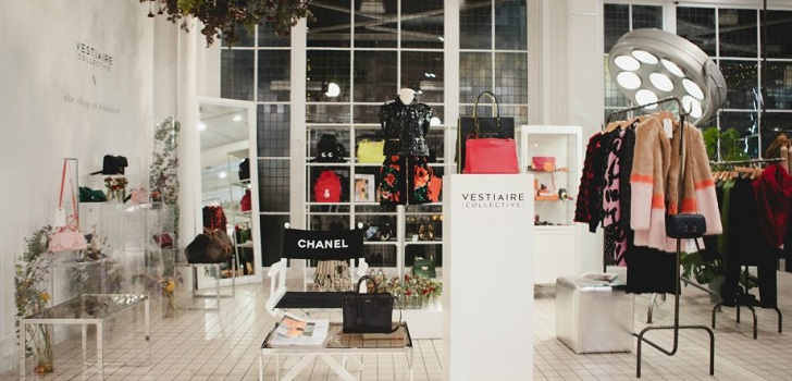 Vestiaire Collective opens in Selfridges its first permanent store