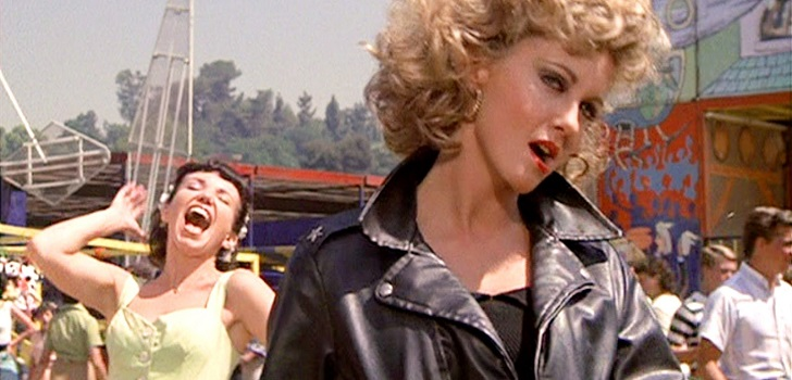 Sandy Olsson on Grease