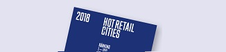 Hot Retail Cities 2018