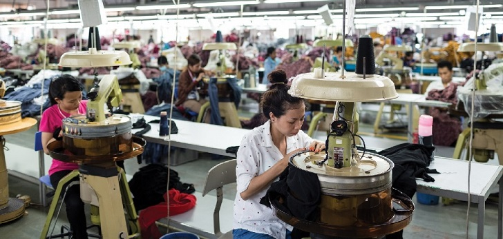 No more textile benefits for Cambodian: Europe removes its taxes benefits
