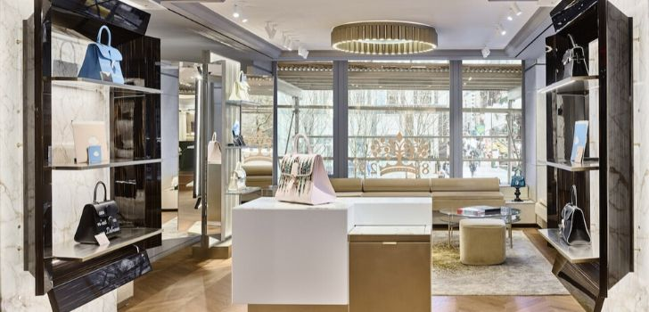 Delvaux lands in the U.S.: opens first flagship store on Fifth Avenue