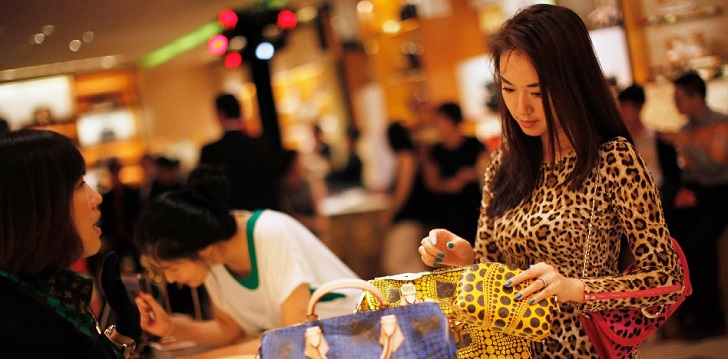 Luxury grows only 3% in 2018 despite the push of tourism and China