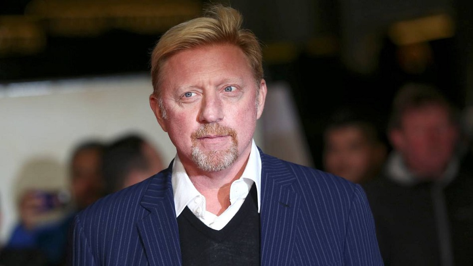 Boris Becker, 'match point' in fashion