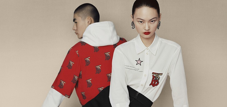 Burberry celebrates the year of the rat