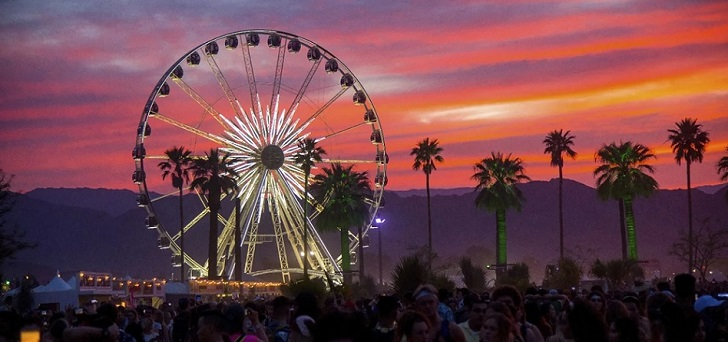 Coachella goes autumnal