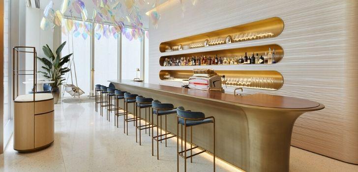 Breakfast at Louis Vuitton?