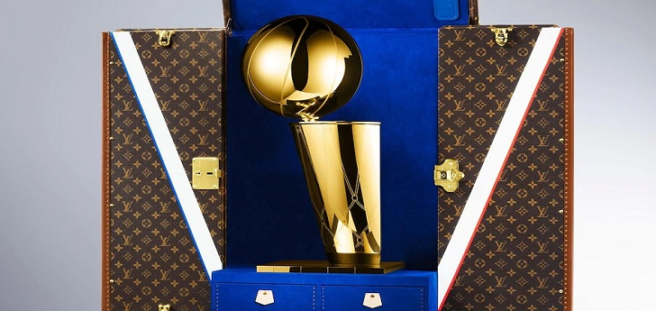 Louis Vuitton: from the catwalks to the NBA