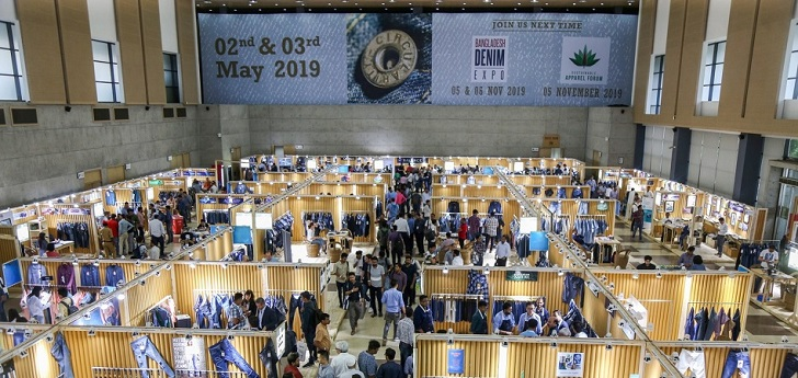Bangladesh Denim Expo canceled due to fears over coronavirus