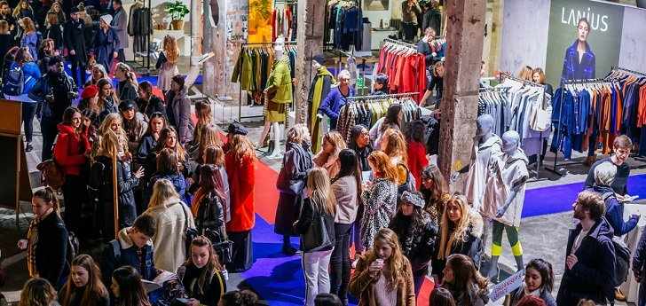 Berlin's eco fashion trade shows merge as Neonyt under new management