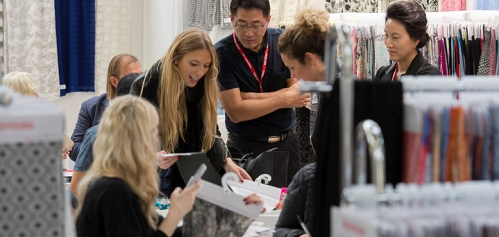 London's textile fair prepares for its next edition with 180 exhibitors