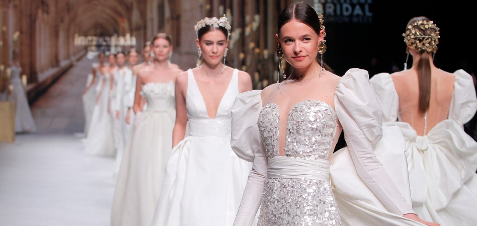 Valmont Barcelona Bridal Fashion Week: last edition beats records