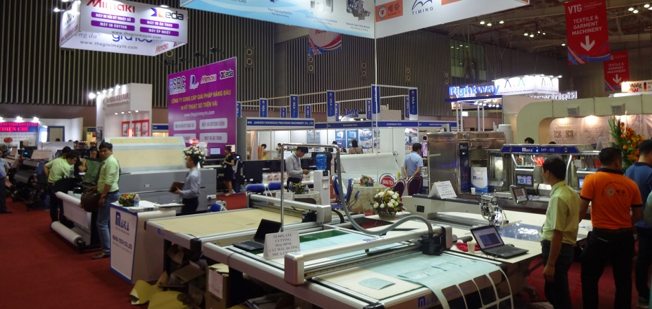 Countdown to Vietnam Textile&Garment Exhibition: forecasts 13,000 visitors