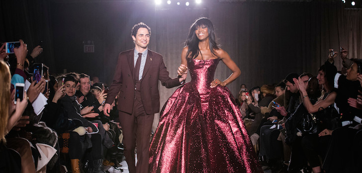 Zac Posen shuts business after failing to find an investor
