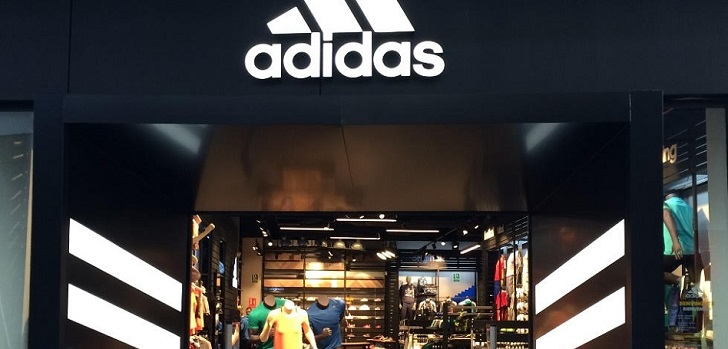 Adidas grows 4.7% and rise benefit 33% in H1