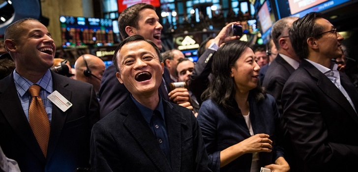 Alibaba paves the way for a generational handover: Jack Ma to step down as chairman in 2019
