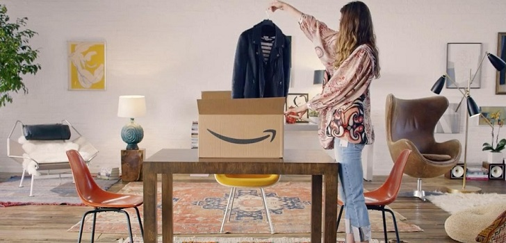 Amazon launches 'the Shazam of clothing' to boost its fashion business