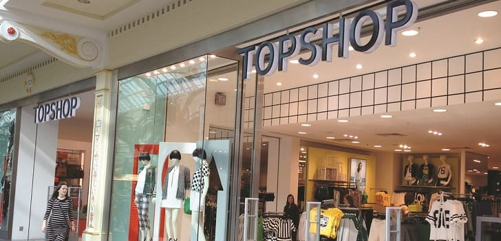 Topshop's owner loss bigger than expected in the middle of restructuration plan