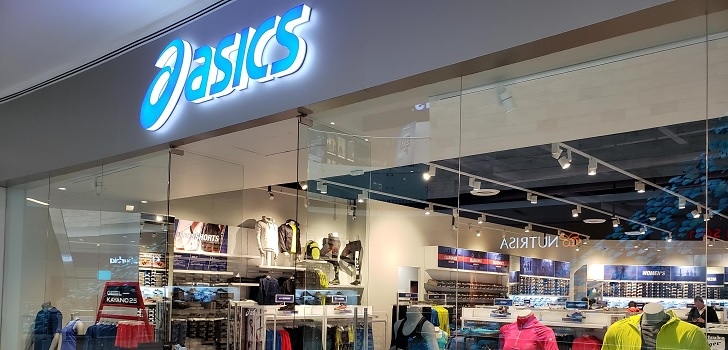 Asics restructures its helm in Europe after the departure of its CEO