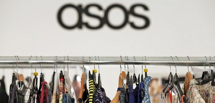 Asos regains momentum and grows 20% in the last four months of the year
